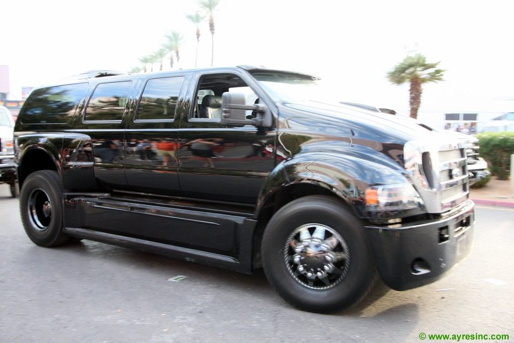 Ford SDX F-750 Excursion Dually - UBB.threads PHP Forum ...
